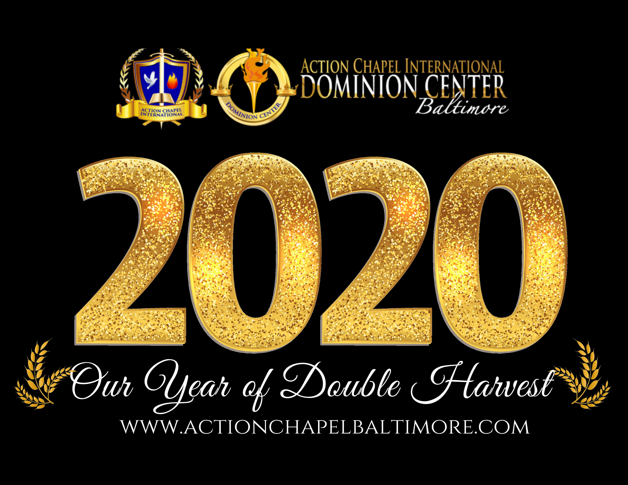 2020 The Year of Double Harvest